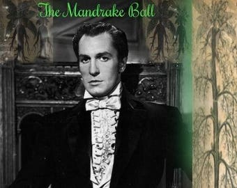 The Mandrake Ball - Mandrake Infused Aromatherapy Balm