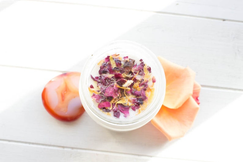 Rebirth Intention Candle-Ritual Candle-Meditation Candle ...