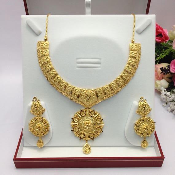 Indian Chapado en Oro Brazalete Kada Tamaño 2.10 Joyas Novia Boda Bollywood