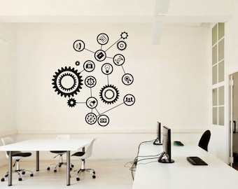 popular items for office wall decal38 decal