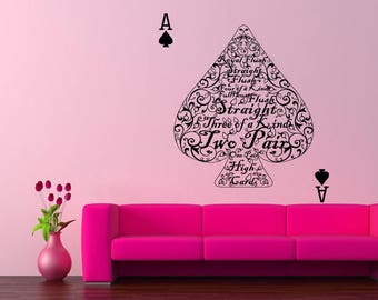Stop Glamour Time Beauty Fashion Vinyl Decal Wall Decor Letter Art Quote Q78