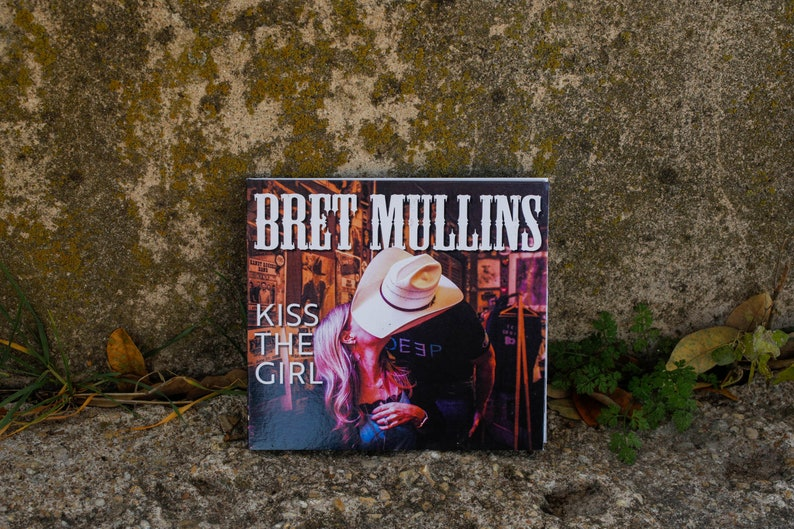 Kiss The Girl  2021 New Release Bret Mullins Band image 0
