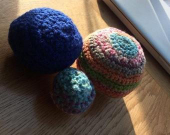 Crochet Stress Ball
