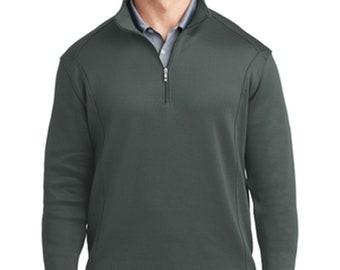 c4a0bc6587d06 Custom Nike Dri-FIT 1/2-Zip Cover-Up/ Custom Sweatshirt/ | Etsy