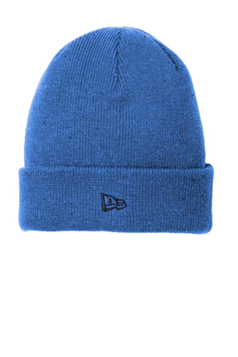 ea56de3ccac52 CUSTOM Embroidered New Era Speckled Beanie
