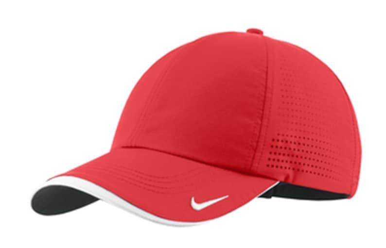 2dc09515 Custom Nike Dri-FIT Swoosh Perforated Cap/ Personalized Cap/   Etsy