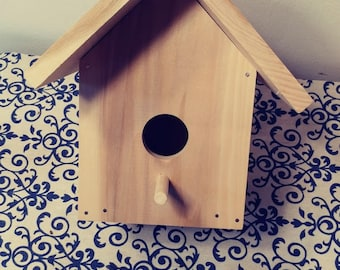 Build it Yourself! Complete Bird House Kit ** Ages 5+ ***Available for bulk ordering as well!
