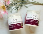 Whipped Curl Creme | Marshmallow & Babassu Natural Moisturizing Styling Cream