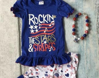 Rockin in the stars & stripes