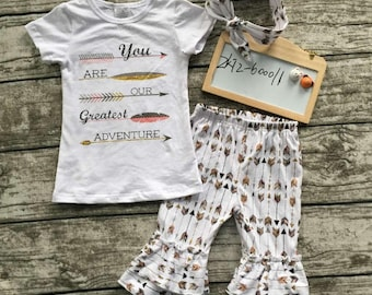 Boutique Outfit- Greatest Adventure