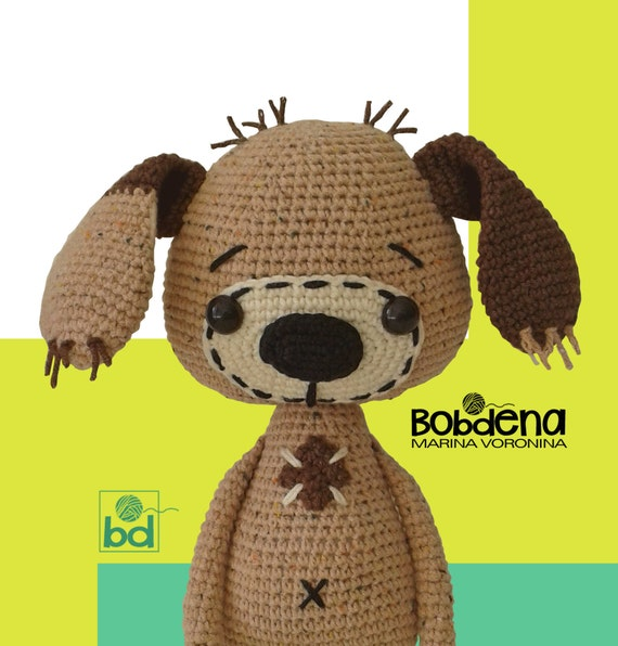 11 Amigurumi Dog Crochet Patterns – Cute Puppies - A More Crafty Life | 596x570