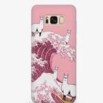 Llama Google Pixel XL Case Samsung S8 Plus Case Samsung S7 Edge Case iPhone 7 Plus Case Samsung Note 8 Case Note 7 Case Galaxy Gift AC5009
