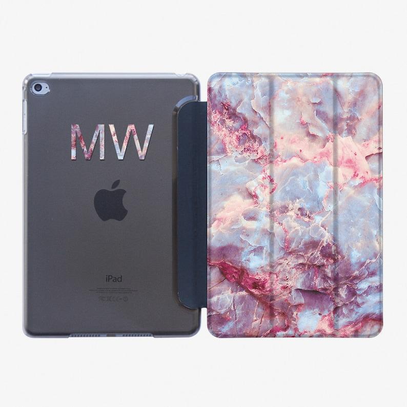 Smart Cover for iPad Pro 10.5 Magic Marble Black&White image 0