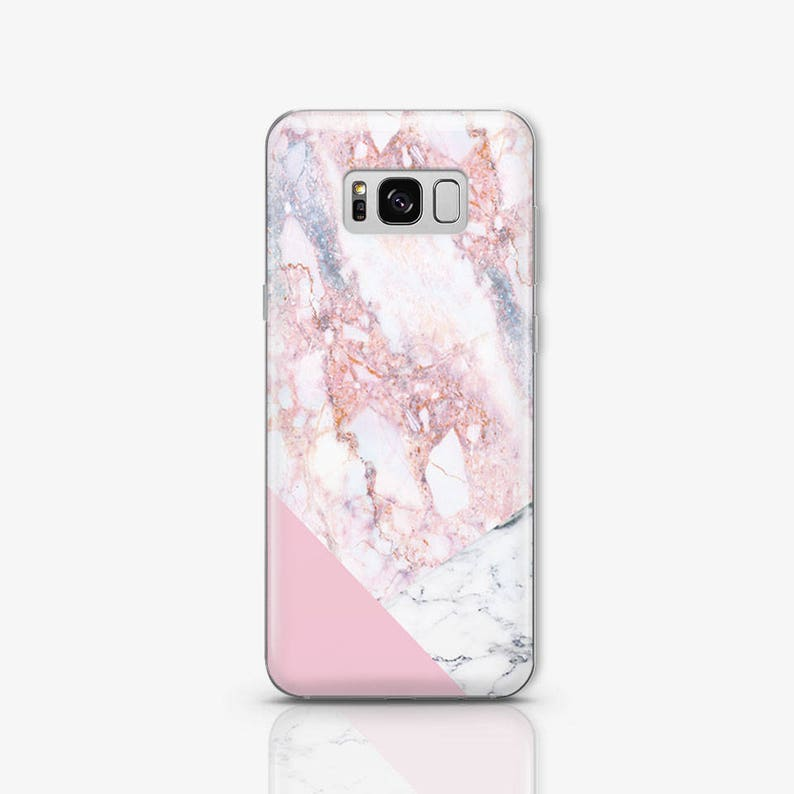 official photos 871a3 5fd5f Pink Marble Samsung Galaxy S9 Case Samsung Note 8 Case Samsung S8 Plus Case  Samsung Galaxy S7 Edge Case Google Pixel 2 Case Samsung AC1227