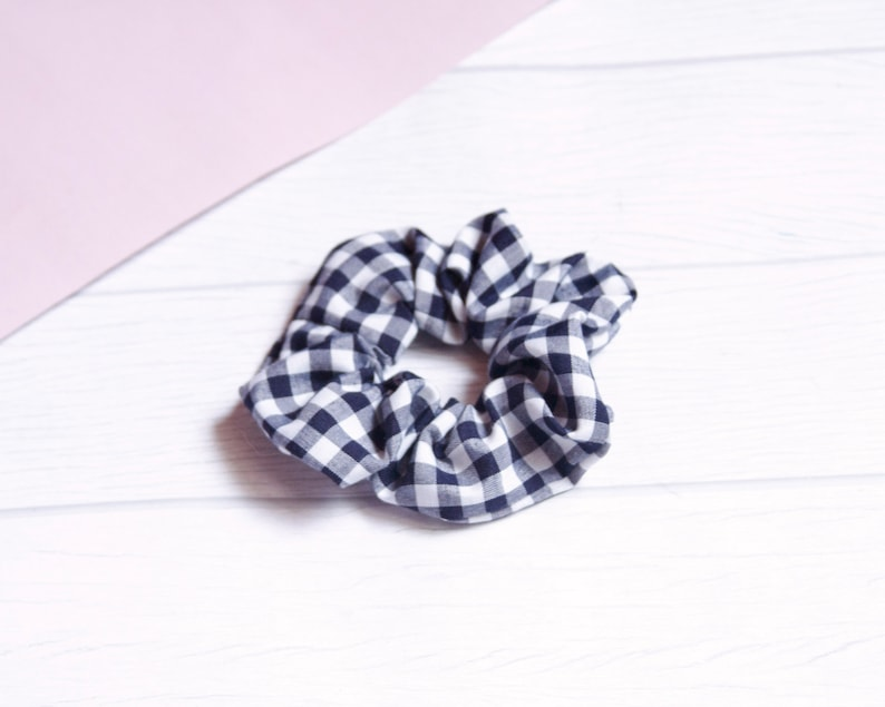Scrunchie gingham pictures Vichy Coletera Coletero image 0