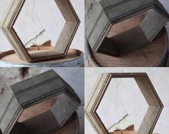 Single Hexagon Shelf
