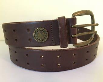 03502593 Double prong belt | Etsy