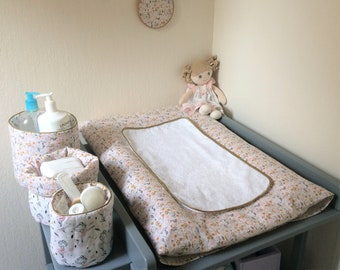 BABY CHANGE CHANGING MAT Mountain Rain Baby Shower Gift Nursery Range
