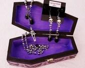 Halloween Jewelry and Jewelry Box