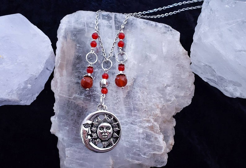 Genuine Ruby Necklace image 0