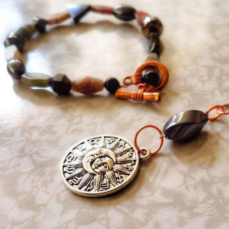 Necklace and Bracelet Set image 0