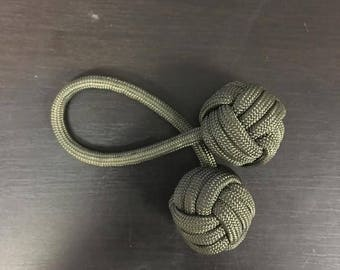 Handmade Monkeys Fist Begleri - EDC - Relaxing toy - Anxiety and stress  reliever c3f73945e