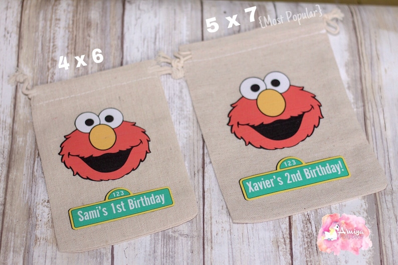 Mickey Party Favors Mickey Birthday Party Mickey Mouse Silly Faces Theme Burlap Goodie Bags