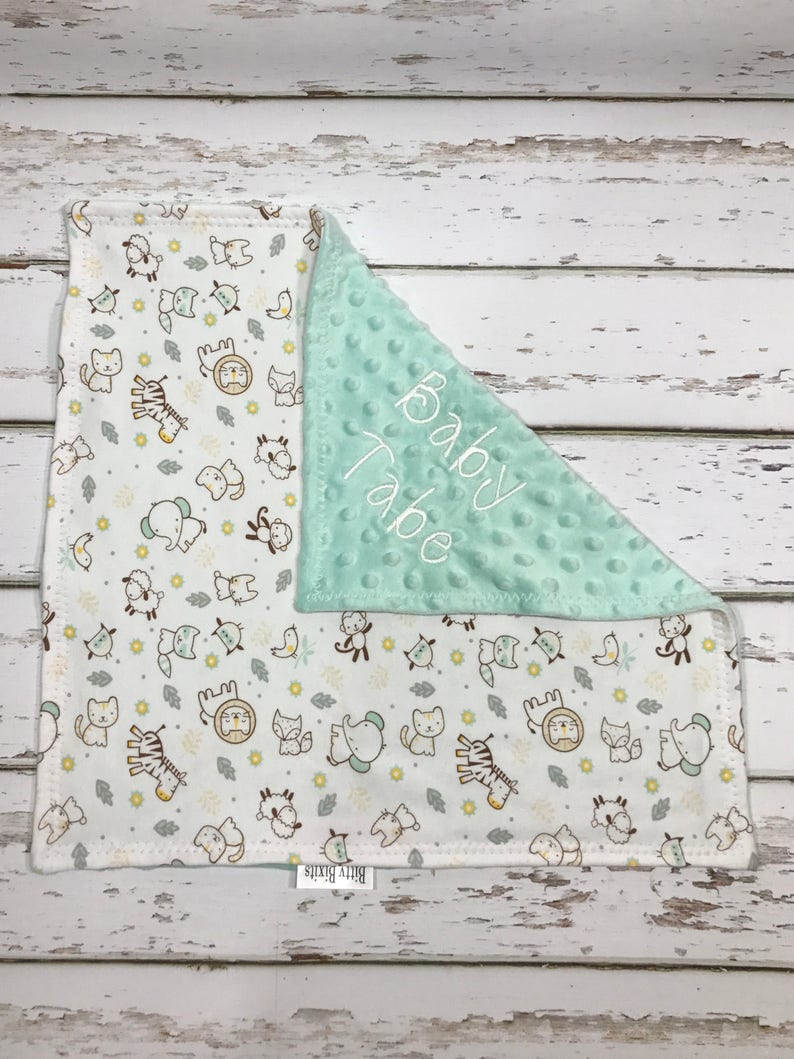 3728cdd20aa2 Elephant Baby Blanket gender neutral baby blanket gender