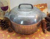 NICE Magnalite Wagner Ware Sidney O Aluminum Dutch Oven, 5-Quart, c n 4248P, Vintage Collectible Cookware