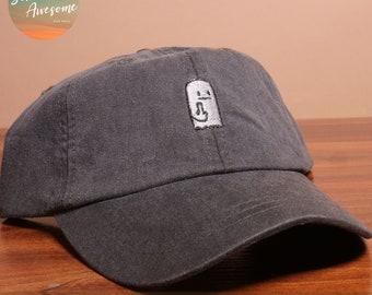 Angsty Ghost Hat 0de5d9dffdbd