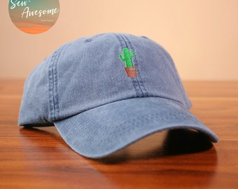 cdc9b8e3be4 Cactus Dad Hat