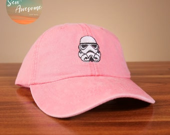 f414511a5db Storm Trooper Dad Hat