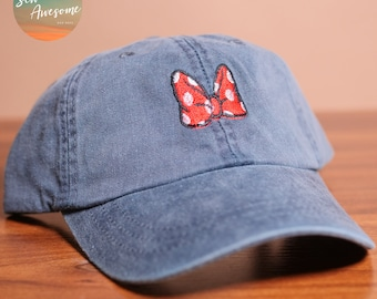 030d3dc772c Minnie Mouse Dad Hat