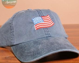American Flag Dad Hat af82e32cbb62
