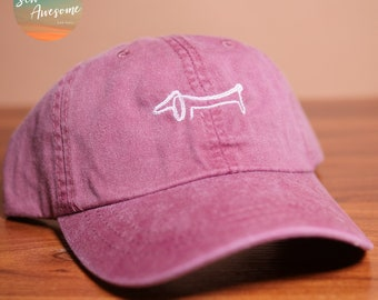 260f24809f9 Picasso Dog Embroidered Baseball Hat