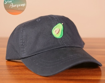 3547dfec9347b Avocado Dad Hat