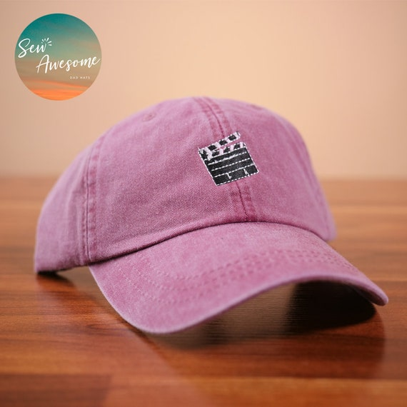 a83822839ae Director Clapper Dad Hat Funny Baseball Caps Gift For Him