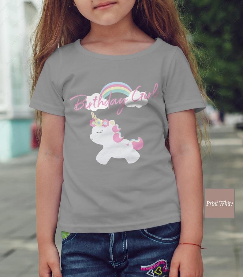 b007702e Unicorn Sublimation Design for Kids Unicorn Clipart for Image   Etsy