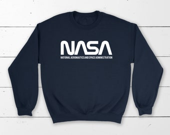NASA Space Unisex Sweatshirt 86a3ec0992