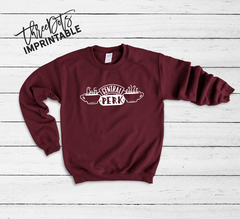 central perk sweatshirt friends Sweatshirt friends shirt image 0