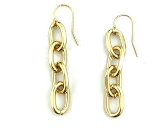 Maxwell Chain Earrings