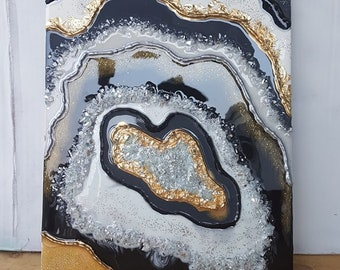 Resin Painting Etsy