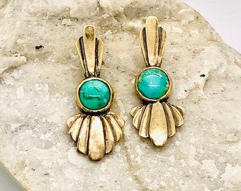 Vintage Inspired Art Deco Earrings