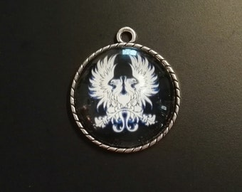 Grey Warden Kirkwall Inquisition Dragon Age Necklace or Keychain