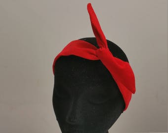 Custom Made Pin Up 50's Style Wire Headbands