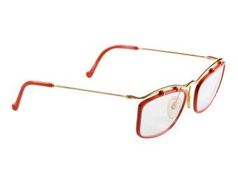 06fc6d817b59 Christian Lacroix vintage eyeglasses 70s, made in France. Designer glasses  frames, vintage glasses, eyeglass frame, vintage eyewear