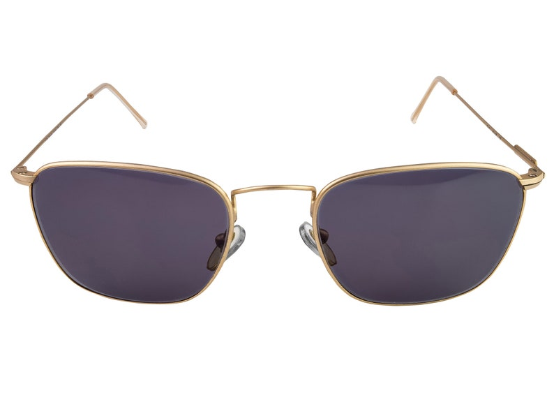 7c9aaaa5363 Tullio Abbate vintage aviator sunglasses made in Italy in the