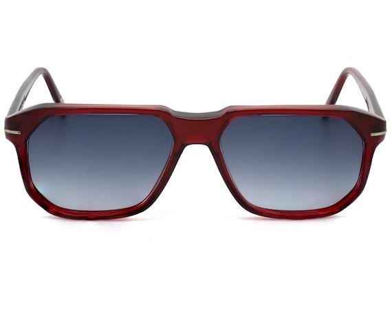 Gianni Versace vintage sunglasses large square, I… - image 3