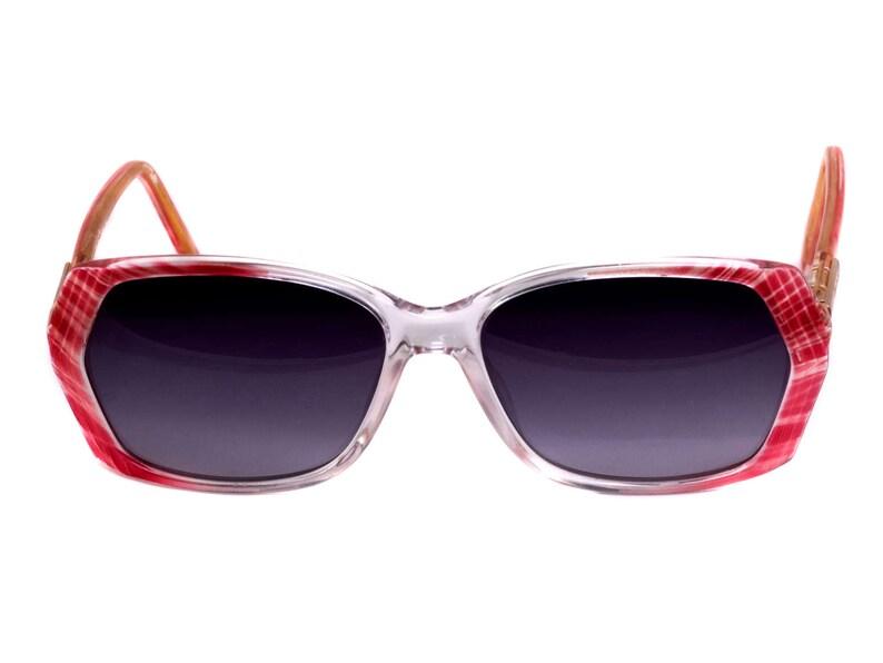 21dea16044 Original Versace sunglasses 80s made in Italy. Oversized