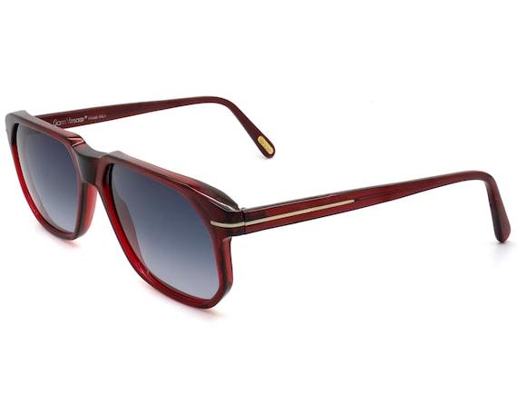 Gianni Versace vintage sunglasses large square, I… - image 2